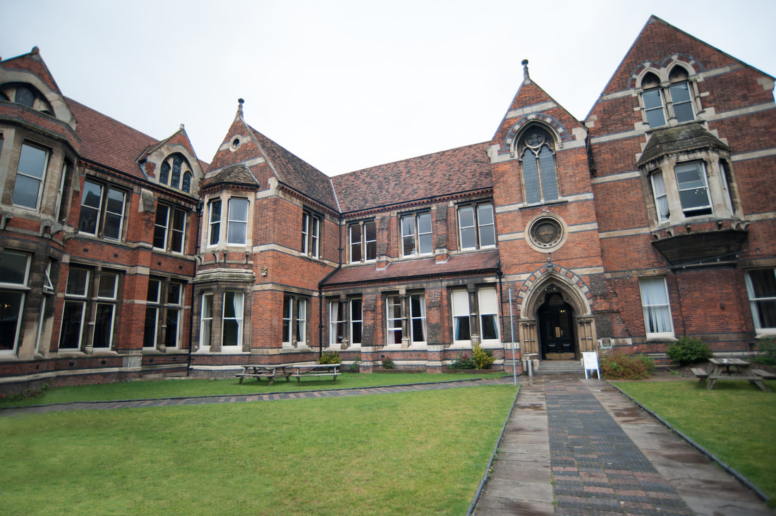 Image: Cambridge Union Society